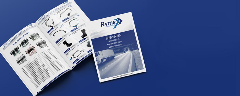 Novedades Ryme Automotive