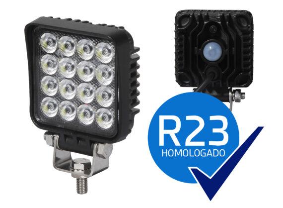 817084 - FOCO de trabajo led homologado R23