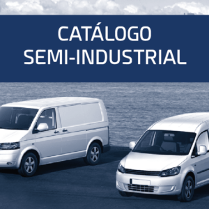 Catálogo de Recambios Semi Industrial