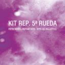 Kit de Reparación de 5ª Rueda King Pin