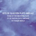 Kit de Sujeción Plato Anclaje