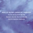 Rodillos, Bulones y Casquillos